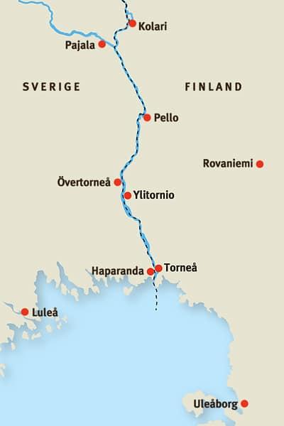 Karta Sverige Pajala.Tillbaka Till Framtiden Katterno Digital 1 2017