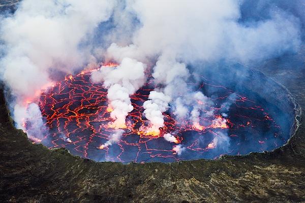 Så kan vi räddas från supervulkaner - Katternö Digital 3 | 2017