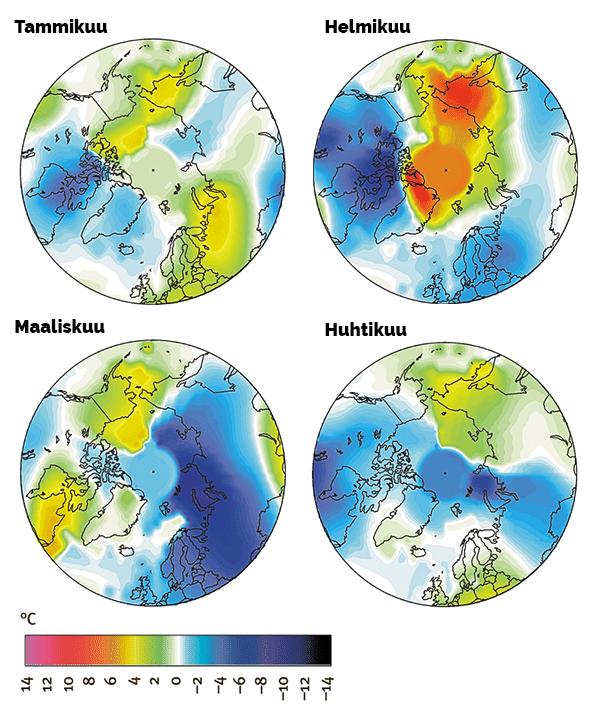 Kylmää ja kuumaa - Katternö Digital 2 | 2018