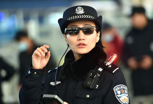kinesisk-polis