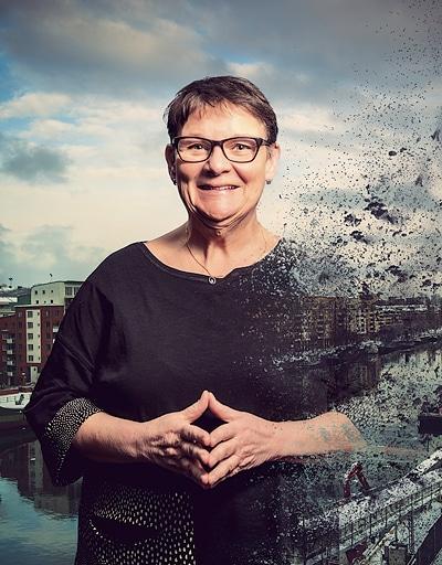 Anne-marie Eklund Lowinder
