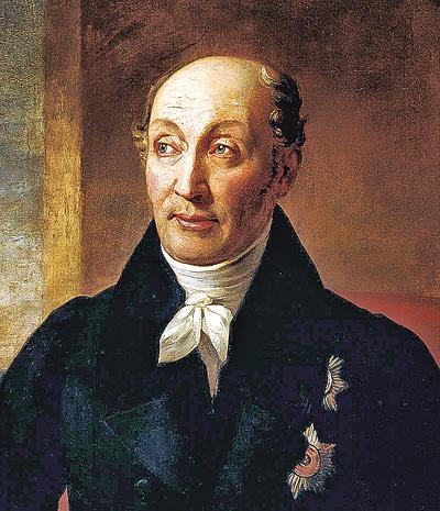 Michail Speranskij