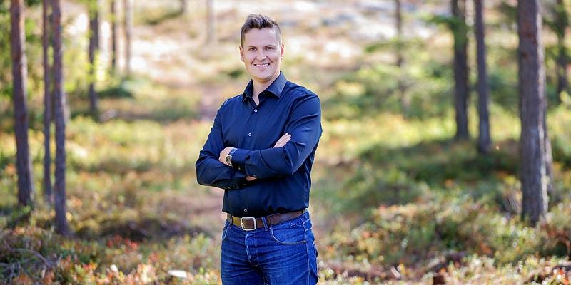 Antti vrider upp tempot - Katternö Digital 2   2019