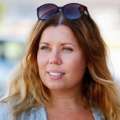Ida Svanbäck, Nykarleby