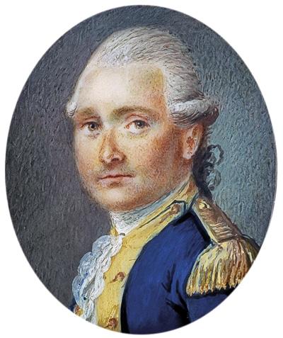 Gustaf Mauritz Armfelt