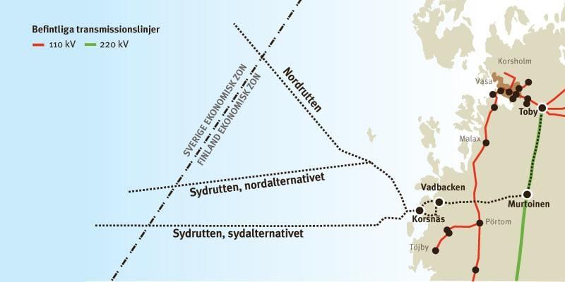 Kabel över Kvarken förordas - Katternö Digital 2 | 2019