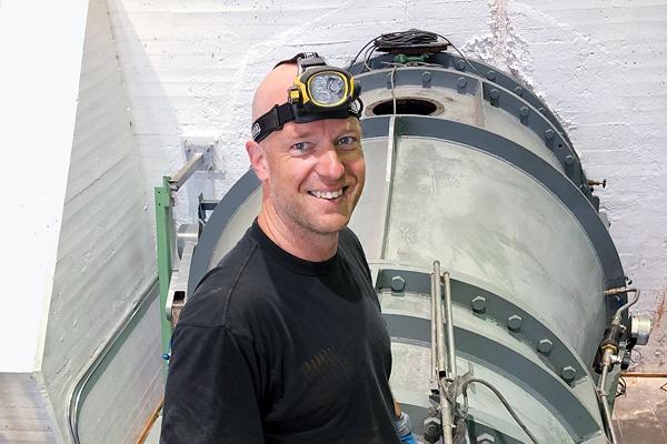 Djupdykning ner till turbinerna - Katternö Digital 2   2019