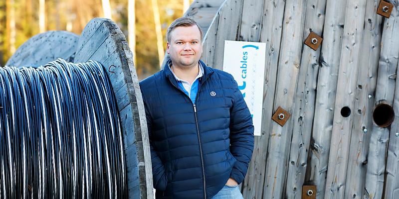 Paluumuuttaja hoitaa käytön Vetelissä - Katternö Digital 1 | 2020