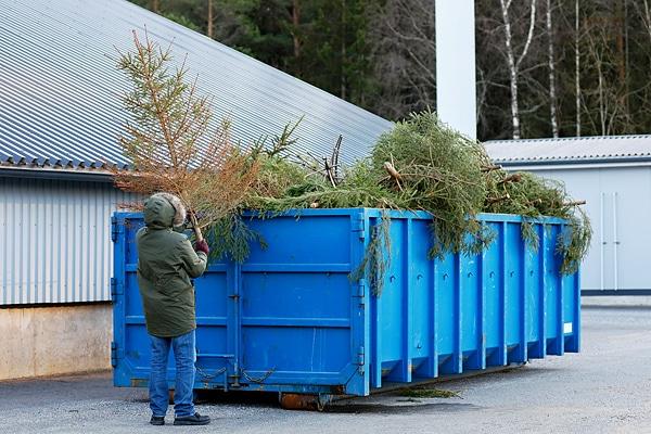 Joulun jätteet kiertoon - Katternö Digital 1 | 2020
