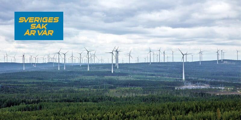 Sveriges kraftsystem inför historisk utmaning - Katternö Digital 2 | 2020
