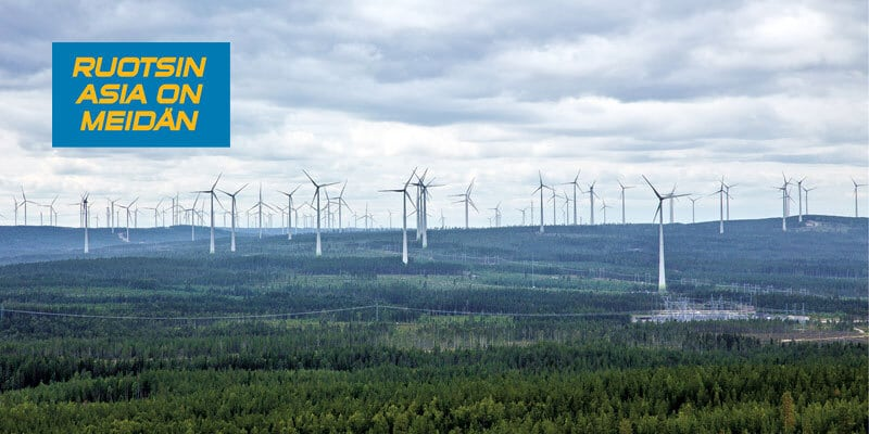 Ruotsin energiajärjestelmä historiallisen haasteen edessä - Katternö Digital 2 | 2020
