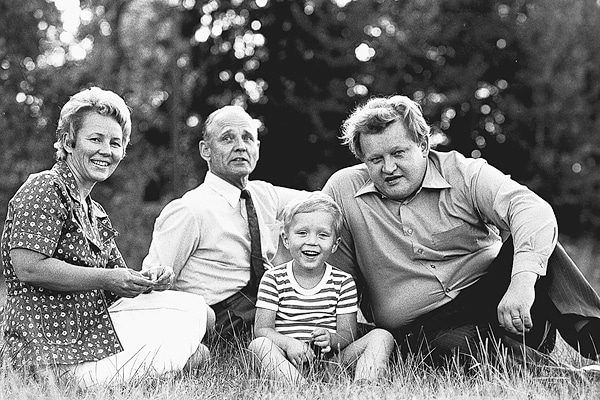 Familjen Ahtisaari