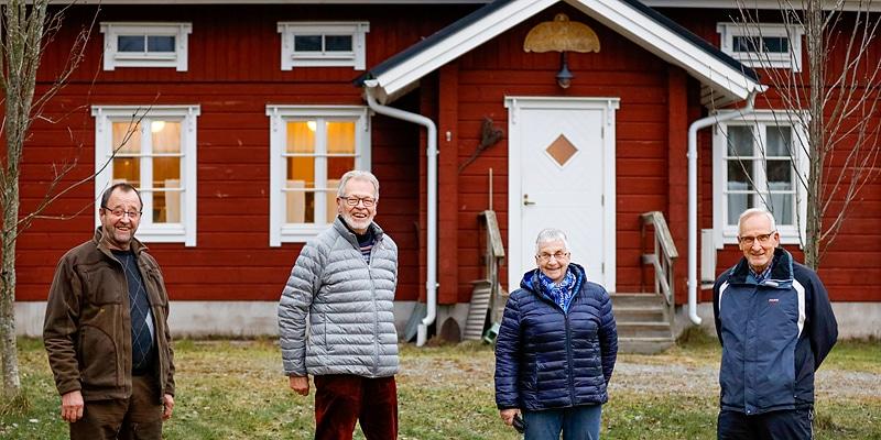 När uppstod hembygden? – Forskargruppen i Vexala tar naturvetskapen till hjälp - Katternö Digital 1 | 2021