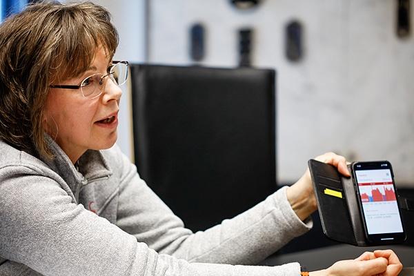 Sormi sähköpörssin pulssilla - Katternö Digital 1 | 2021