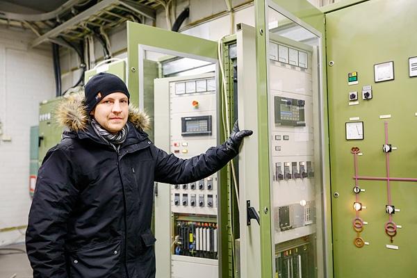 Åttiotalets teknik går till historien - Katternö Digital 1 | 2021