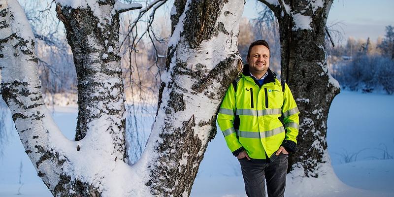 Stadsdirektör tog över Korpelan Voima – Sju kommuner är Antti-Jussi Vahtealas revir - Katternö Digital 1 | 2021