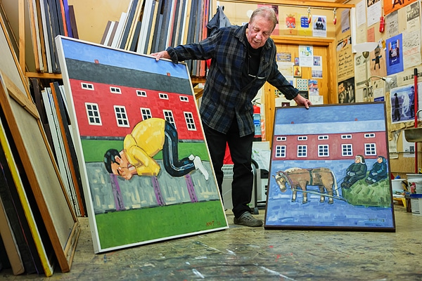 Heikki Mäki-Tuuri, konstnär