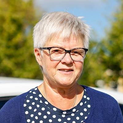 Kerstin Strengell, Nykarleby