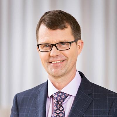 Jukka Ruusunen, vd för Fingrid