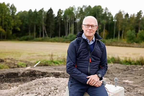 Jan Malmsten bytte sida vid bordet - Katternö Digital 2 | 2021